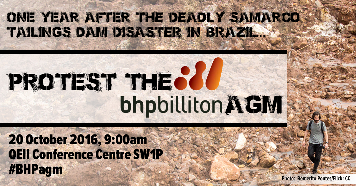 Demands of BHP Billiton from Brazil, Colombia and Indonesia