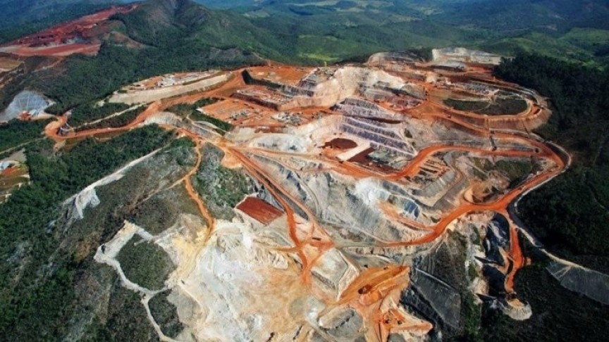 Briefing on Anglo American's Minas Rio iron ore mine in Brazil