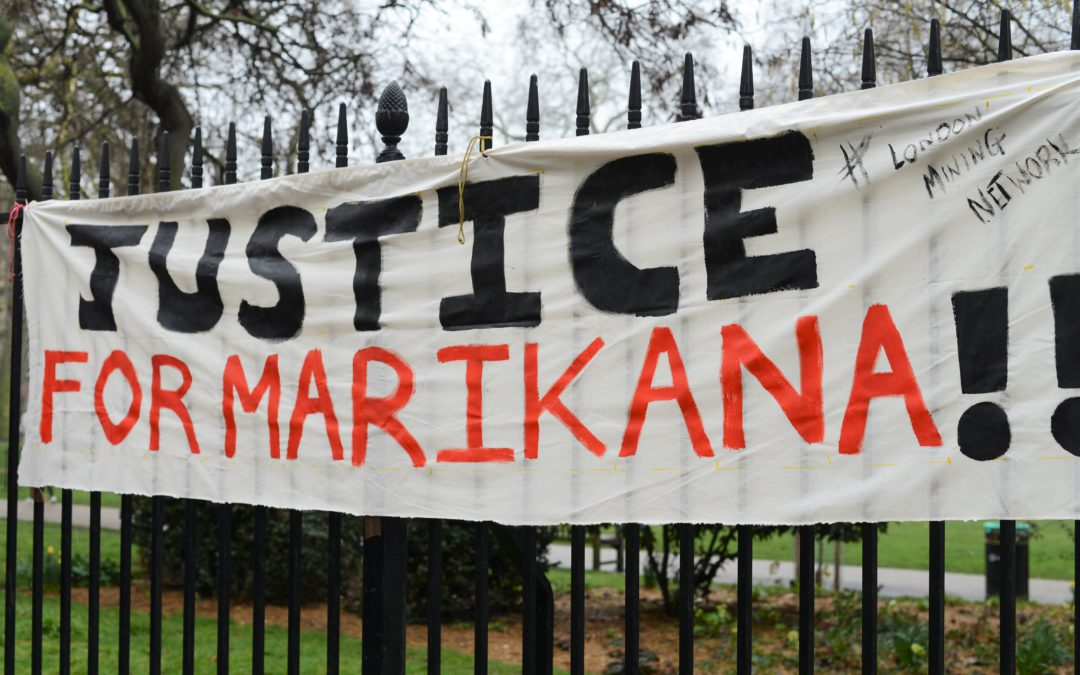 VIDEO: We demand justice for Marikana