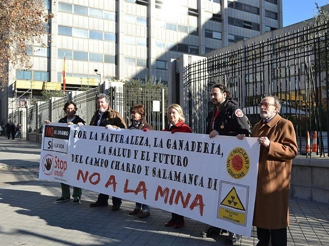 Berkeley Energia uranium mining project in Spain ‒ the EU's only new uranium mine?