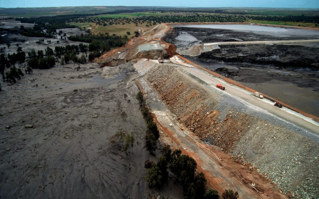PRESS RELEASE: Atalaya tailings dams at imminent threat of collapse