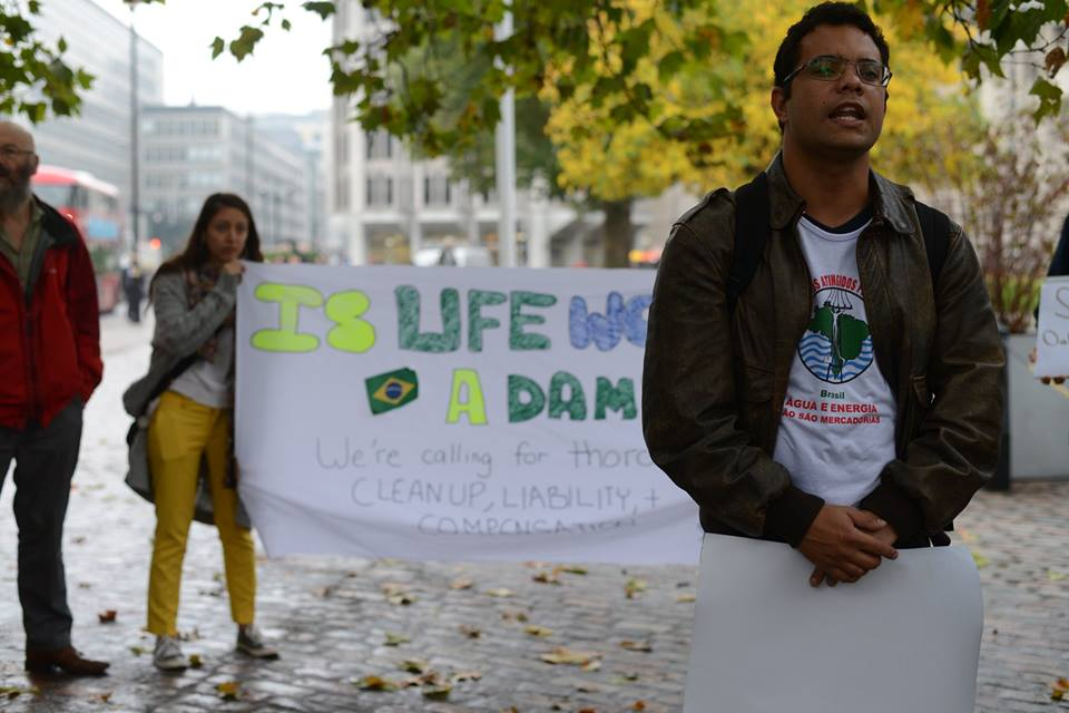 Crowdfunder: Help environmental defenders hold BHP to account